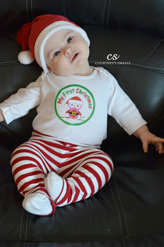 Sweet Baby's First Christmas
