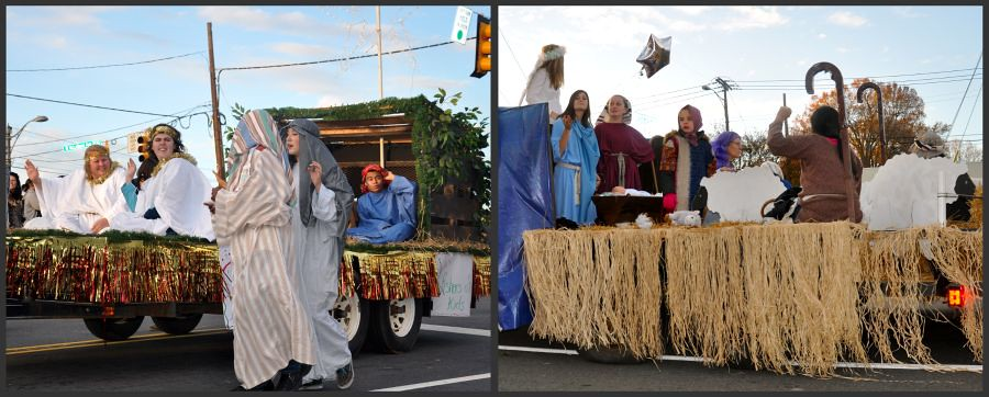 parade nativities