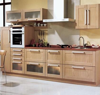 Espectaculares cocinas modernas - Campanas modernas para cocina ...