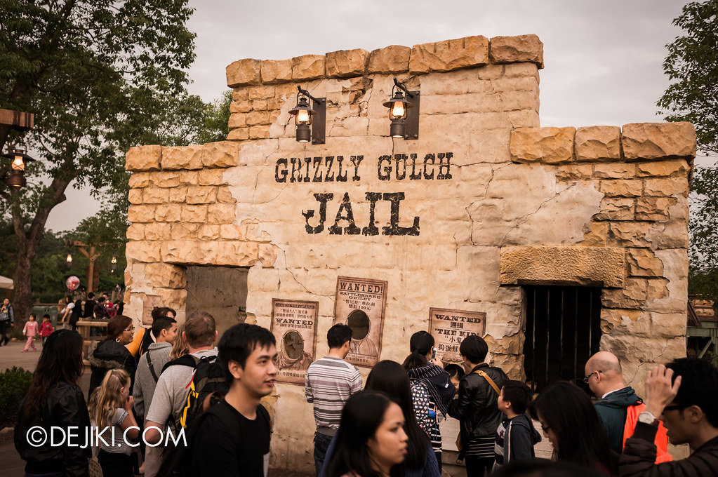 Grizzly Gulch Jail