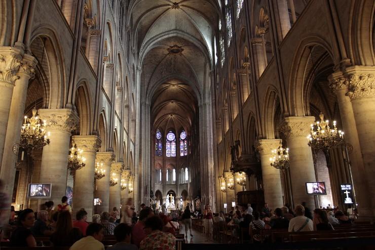 Magnificent Respite, Notre Dame