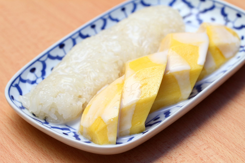 Soi Thai Kitchen: Mango Sticky Rice