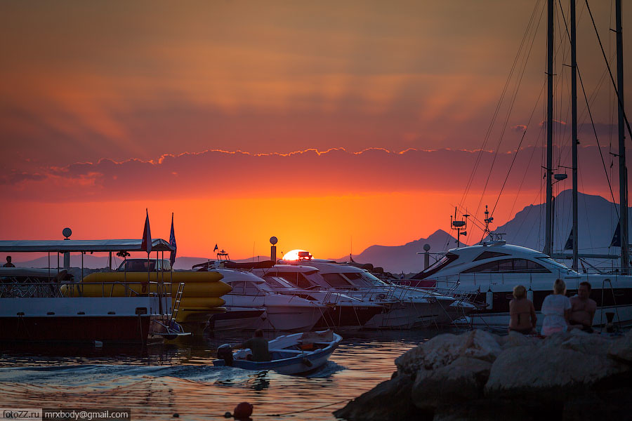 16-Tucepi-sunsets