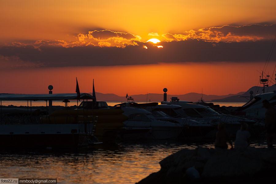 17-Tucepi-sunsets