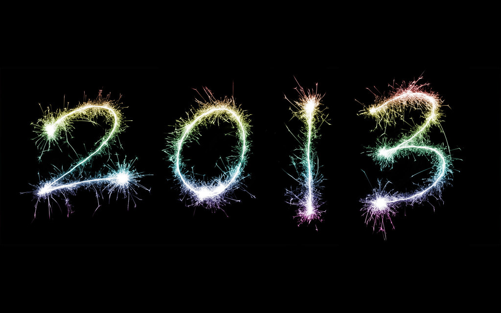 Welcome to the New Year (That's SO 2012)
