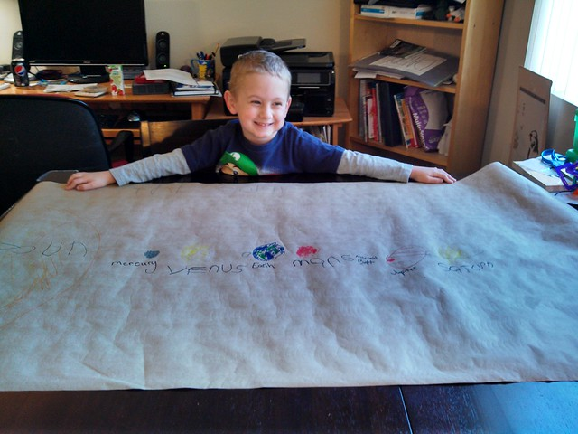 20130102 Kai And His Solar System Map - not yet completed (1)