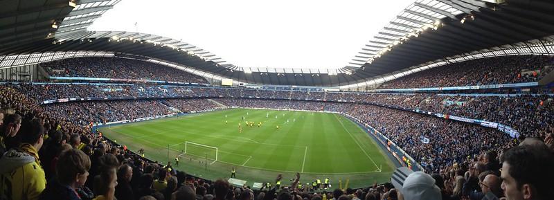 The Etihad Stadium - Panorama