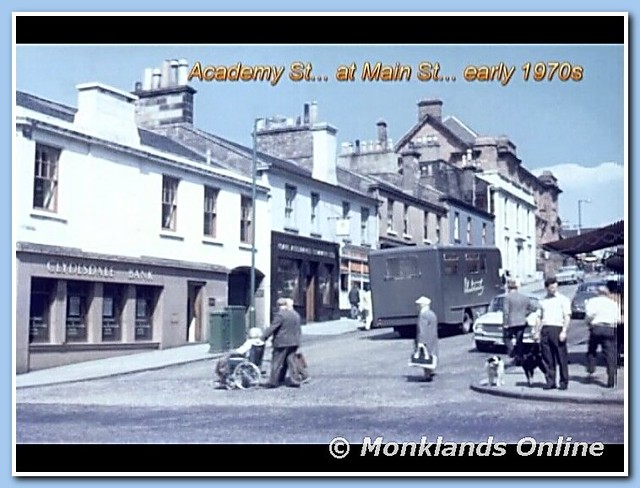 Old Coatbridge 3 Original