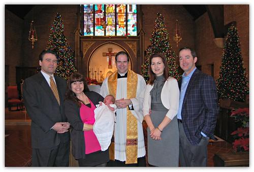 Baptism XI