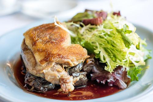 Duck Leg Confit - Etoile Cuisine et Bar