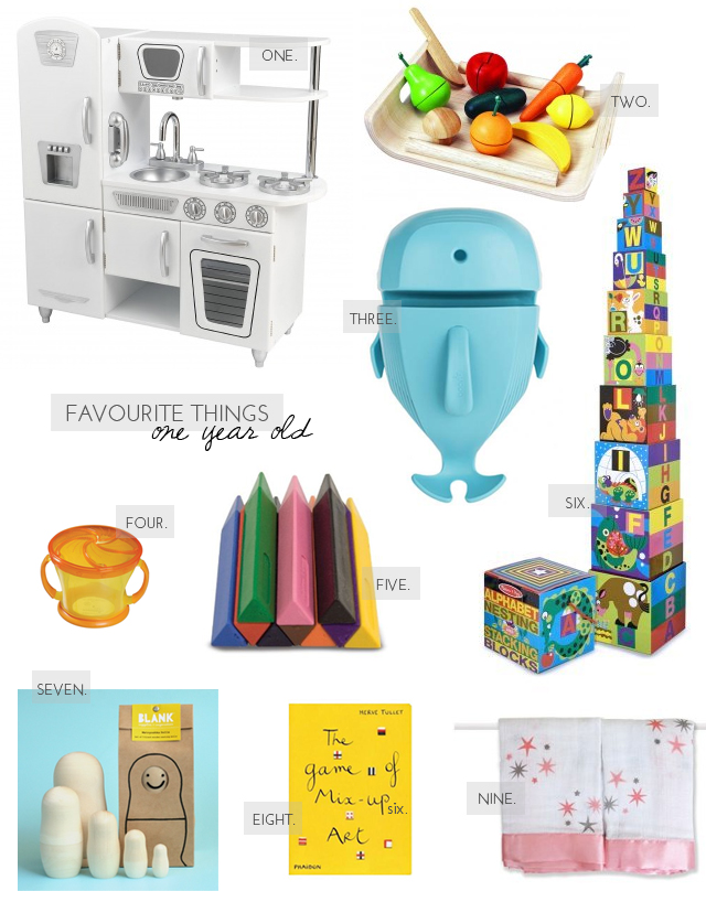 Just bella favourite things one year old for Kitchen set for 1 year old