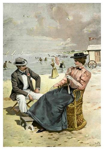 010-Naufragar en la orilla-M. Obiol Delgado- Album Salon enero 1903- Hemeroteca digital de la Biblioteca Nacional de España