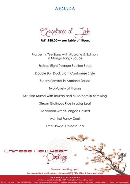 CNY 2013 - Armada Hotel4