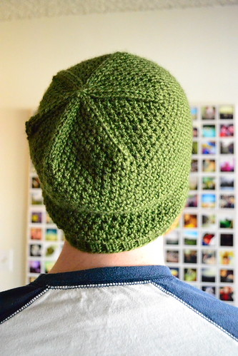 Back of Beard Hat