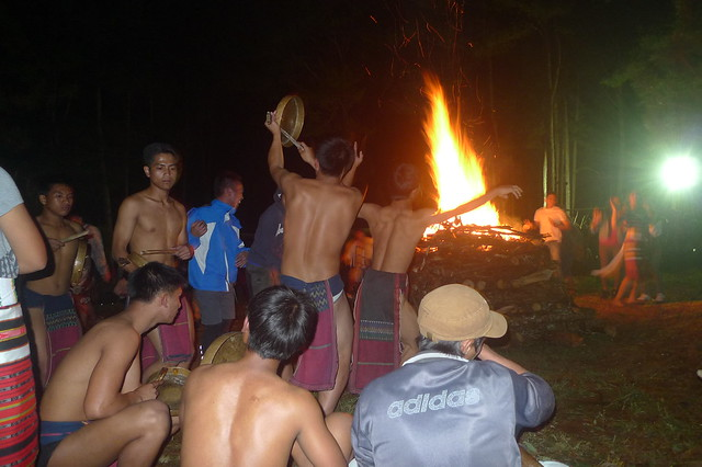Celebrate The Party Of Fire at the Sagada Bonfire Festival in Sagada, Mt. Province
