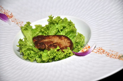 Peking Duck Foie Gras