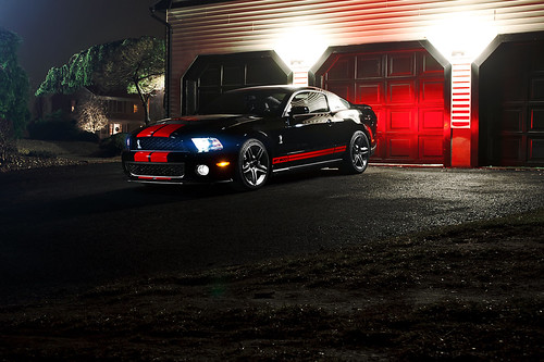 Shelby GT500 // Ron Mule by Ronaldo.S