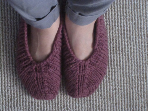 ballet-style slippers