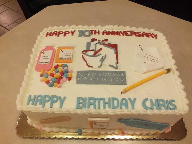 Pharmacy Cake By Cake Ideas and Designs