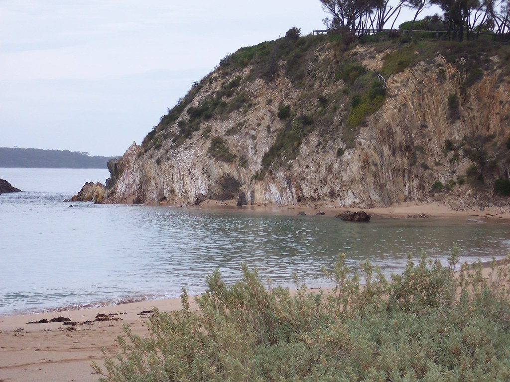 Barlings Beach In New South Wales