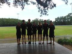 Image of the British Tiathlon youth team