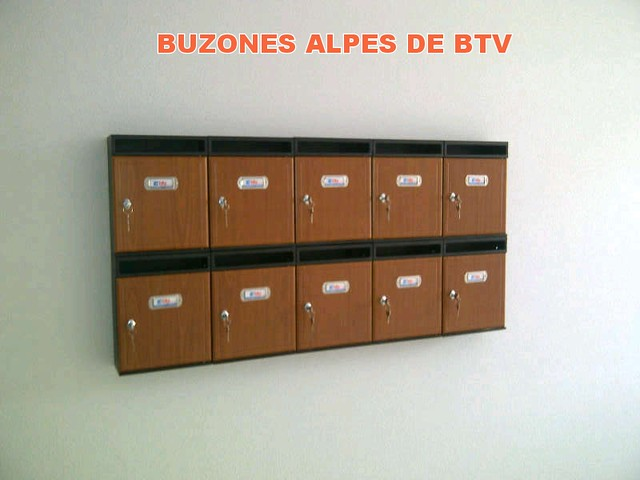 Buzones btv flickr photo sharing - Buzones ortega ...