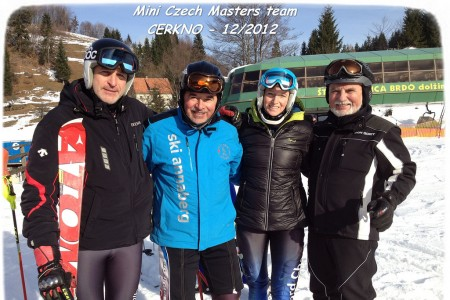 Report: FIS Masters Cup - Cerkno