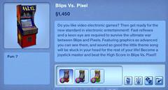 Blips Vs. Pixel