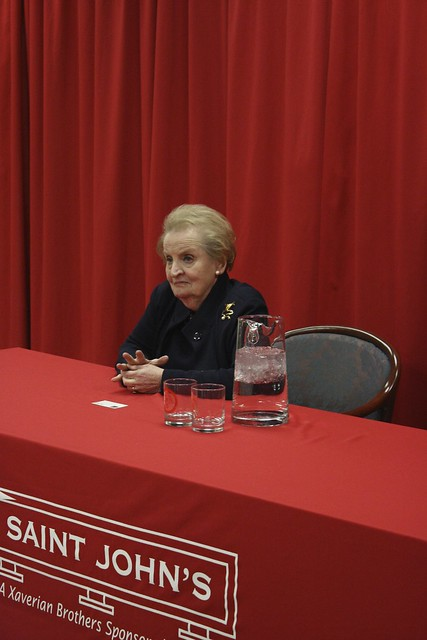 Madeleine Albright - 9th Abdella Center for Ethics Lecture