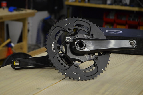 SRAM Quarq ELSA 10R Power Meter