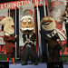 Washington Nationals Racing Presidents with Taft