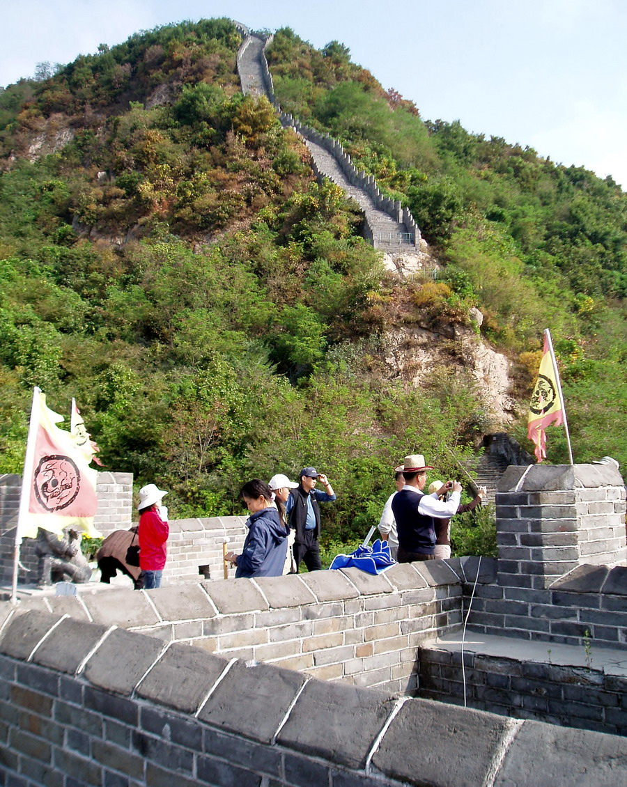 Hushan fortress(11)