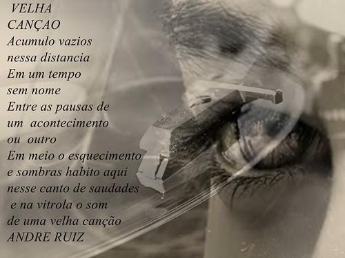 VELHA CANÇÃO by amigos do poeta