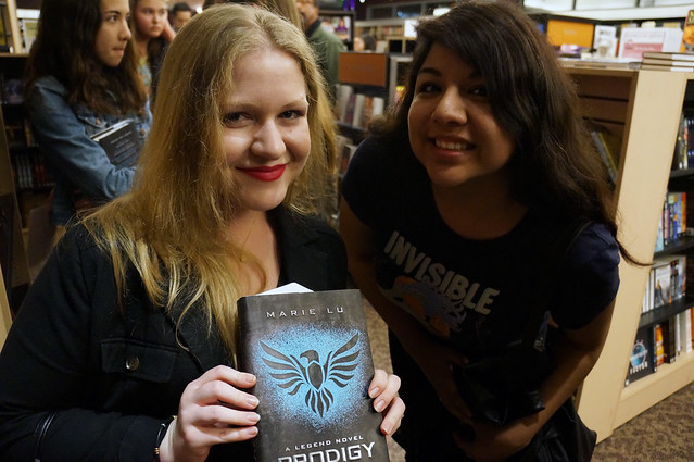 PRODIGY Book Launch Party
