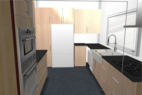 Final Kitchen Layout.