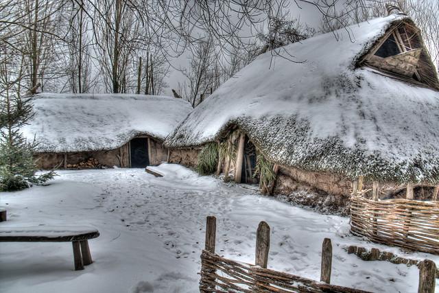 Iron age snow