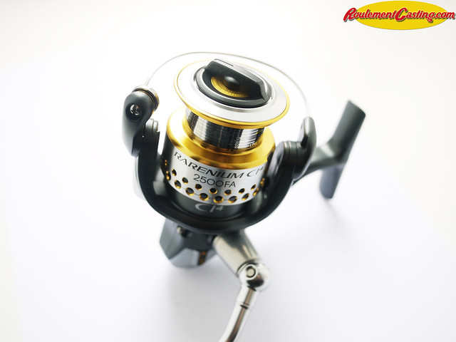 Shimano Rarerium 2500 Ci4 Carbontex #7