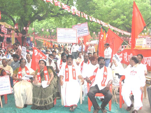 RSP Revolutionary Socialist Party, CPI, CPI(M), AIFB Left Parties Dharna at Delhi Jantar Mandhir on 30.07.2012 to 03.08.2012 Tamilnadu State Secretary Photos  (27) by Dr.A.Ravindranathkennedy M.D(Acu)