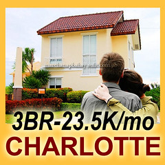 HOUSE IN DAANG HARI Area For Sale near ALABANG @ Bellefort Estates CHARLOTTE