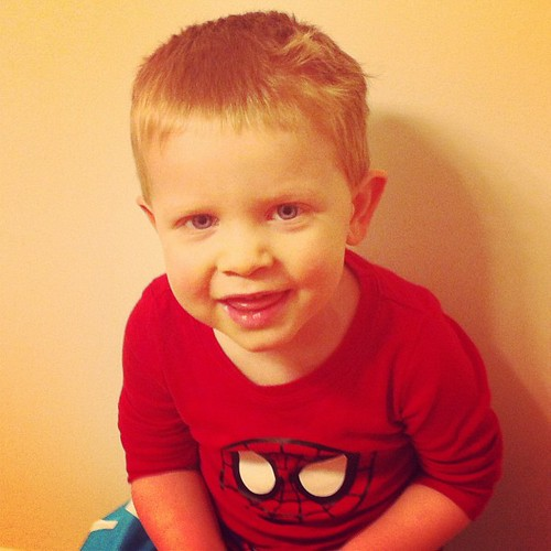 My baby boy ❤