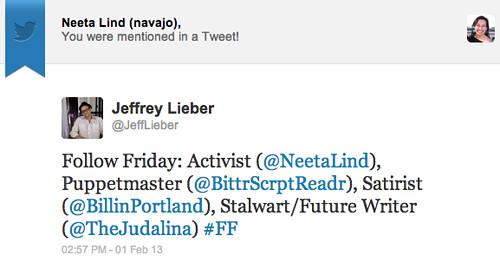JeffLieber FollowFridays me
