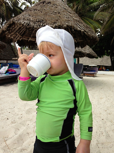 Love, kaffedrickaren