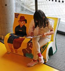 Book Benches 30 - A Small Masterpiece 2