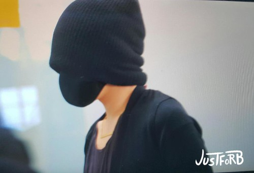 Big Bang - Incheon Airport - 29may2015 - G-Dragon - Just_for_BB - 01