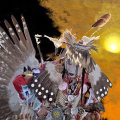 "Native American ""Social Dancer"""