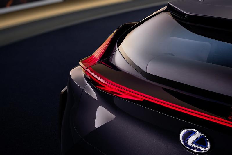 Задние фонари Lexus UX