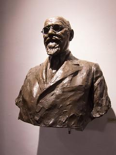 Bust of Dr. Karl Renner