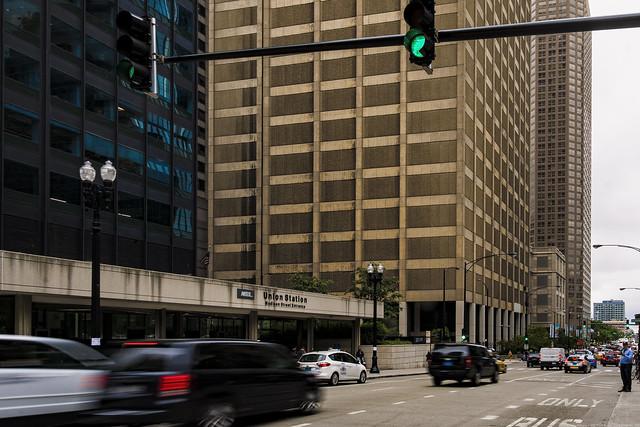 Vibrant Downtown Chicago I Jul-15-16