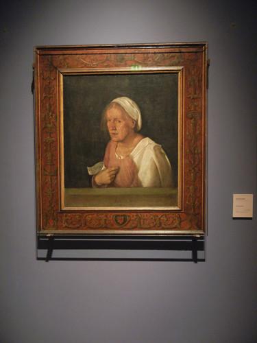 DSCN2677 _ La Vecchia, Giorgione, Gallerie dell'Accademia, Venezia