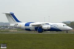 EI-RJX - E2372 - CityJet - British Aerospace Avro 146-RJ85A - Luton - 120518 - Steven Gray - IMG_1809